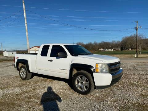 2008 Chevrolet Silverado 1500 for sale at Tennessee Valley Wholesale Autos LLC in Huntsville AL