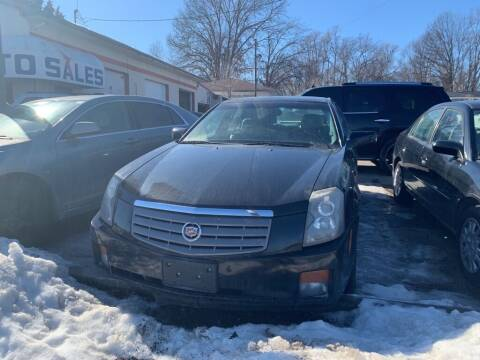 2006 Cadillac CTS for sale at ALVAREZ AUTO SALES in Des Moines IA