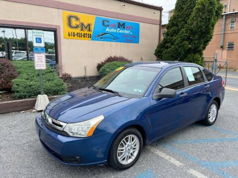 2009 Ford Focus for sale at Car Mart Auto Center II, LLC in Allentown PA