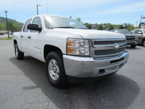 2013 Chevrolet Silverado 1500 for sale at Hibriten Auto Mart in Lenoir NC