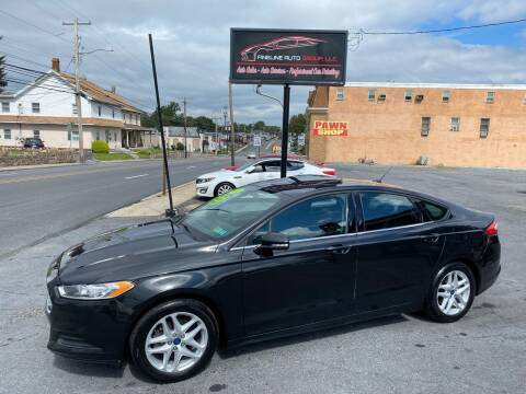 2013 Ford Fusion for sale at Fineline Auto Group LLC in Harrisburg PA