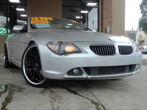 2005 BMW 6 Series for sale at Arandas Auto Sales in Milwaukee WI