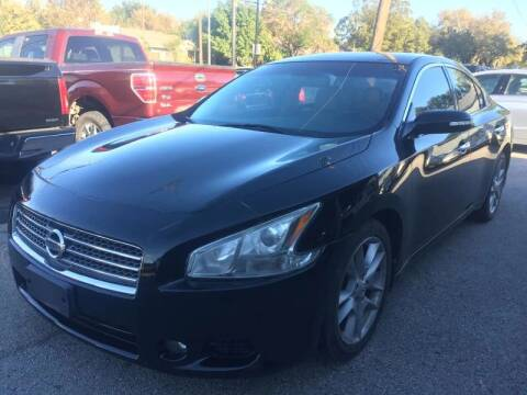 2011 Nissan Maxima for sale at Pary's Auto Sales in Garland TX