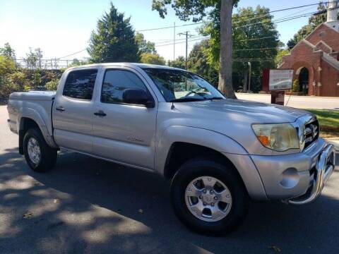 2007 Toyota Tacoma for sale at McAdenville Motors in Gastonia NC