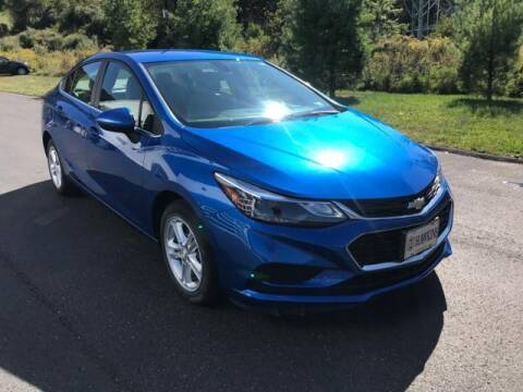 2017 Chevrolet Cruze for sale at Hawkins Chevrolet in Danville PA