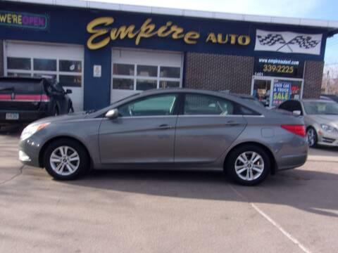 2013 Hyundai Sonata for sale at Empire Auto Sales in Sioux Falls SD