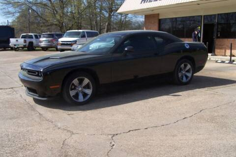2015 Dodge Challenger for sale at HILLCREST MOTORS LLC in Byram MS