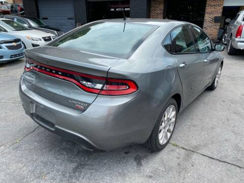 2013 Dodge Dart for sale at East Main Rides in Marion VA