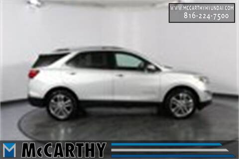 2020 Chevrolet Equinox for sale at Mr. KC Cars - McCarthy Hyundai in Blue Springs MO