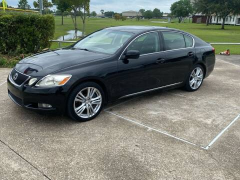 2007 Lexus GS 450h for sale at M A Affordable Motors in Baytown TX