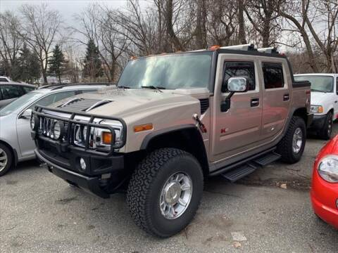 2005 HUMMER H2 SUT for sale at AutoConnect Motors in Kenvil NJ
