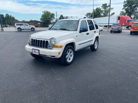 2006 Jeep Liberty for sale at Approved Automotive Group in Terre Haute IN
