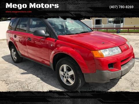 2005 Saturn Vue for sale at Mego Motors in Orlando FL