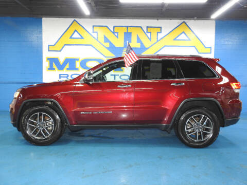 2019 Jeep Grand Cherokee for sale at ANNA MOTORS, INC. in Detroit MI