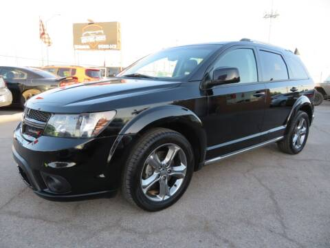 2016 Dodge Journey for sale at Moving Rides in El Paso TX