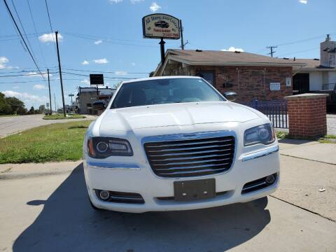 2013 Chrysler 300 for sale at All Starz Auto Center Inc in Redford MI