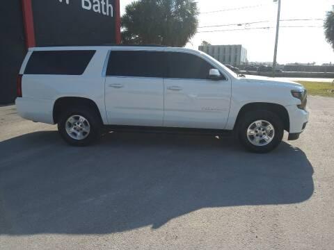 2017 Chevrolet Suburban for sale at Ven-Usa Autosales Inc in Miami FL