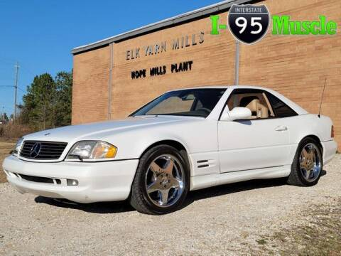 2001 Mercedes-Benz SL-Class for sale at I-95 Muscle in Hope Mills NC