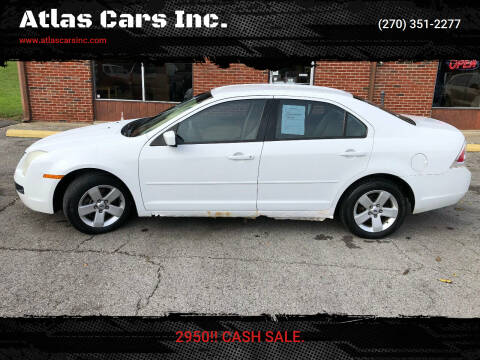 2006 Ford Fusion for sale at Atlas Cars Inc. in Radcliff KY