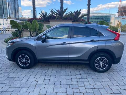 2020 Mitsubishi Eclipse Cross for sale at CYBER CAR STORE in Tampa FL