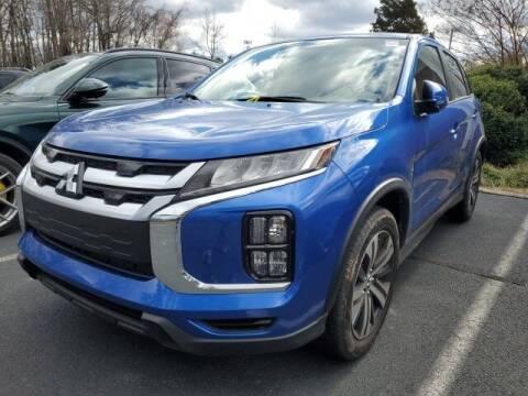 2020 Mitsubishi Outlander Sport for sale at Impex Auto Sales in Greensboro NC
