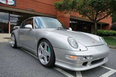 1997 Porsche 911 for sale at Team One Motorcars, LLC in Marietta GA