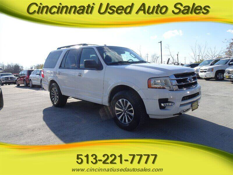2015 Ford Expedition for sale at Cincinnati Used Auto Sales in Cincinnati OH