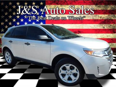 2013 Ford Edge for sale at J & S Auto Sales in Clarksville TN
