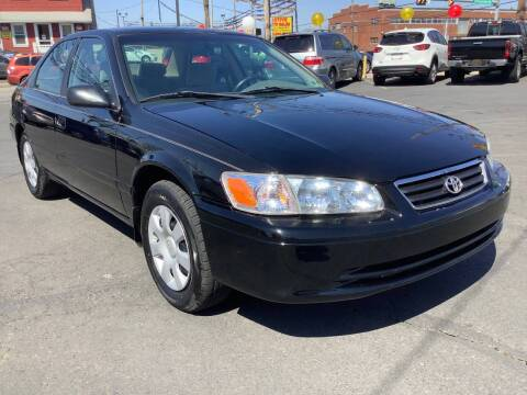2001 Toyota Camry for sale at Active Auto Sales in Hatboro PA