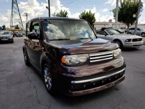 2010 Nissan cube for sale at Tri City Auto Mart in Lexington KY