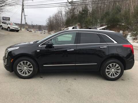 2017 Cadillac XT5 for sale at MICHAEL MOTORS in Farmington ME