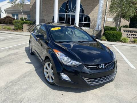 2011 Hyundai Elantra for sale at 411 Trucks & Auto Sales Inc. in Maryville TN