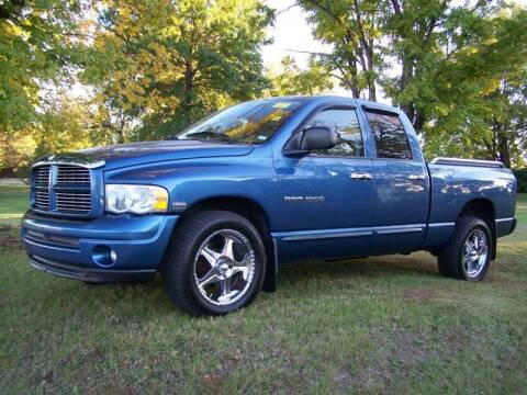 2004 Dodge Ram Pickup 1500 for sale at Cars Made Simple in Union MO