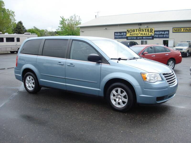 2010 Chrysler Town and Country for sale at North Star Auto Mall in Isanti MN