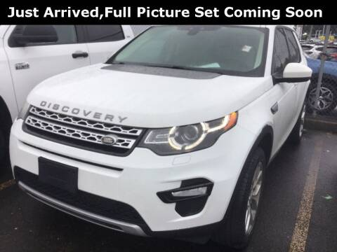 2016 Land Rover Discovery Sport for sale at Royal Moore Custom Finance in Hillsboro OR