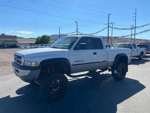 2000 Dodge Ram Pickup 2500 for sale at Auto Image Auto Sales in Pocatello ID
