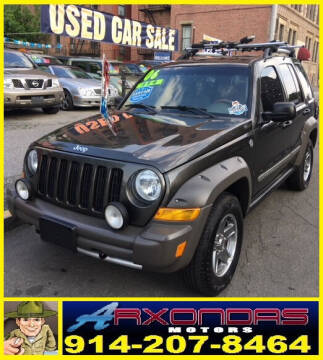 2006 Jeep Liberty for sale at ARXONDAS MOTORS in Yonkers NY