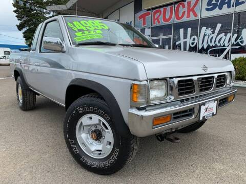 1994 Nissan Truck for sale at Xtreme Truck Sales in Woodburn OR