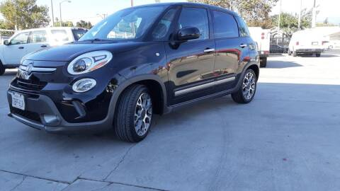 2014 FIAT 500L for sale at DOYONDA AUTO SALES in Pomona CA