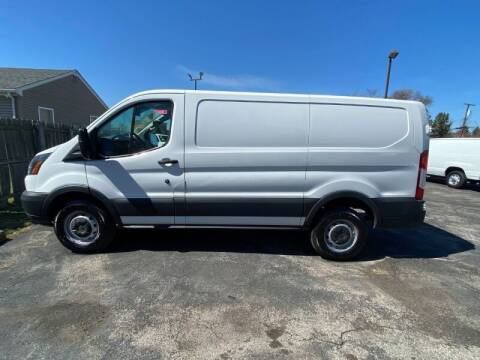 2015 Ford Transit Cargo for sale at Groesbeck TRUCK SALES LLC in Mount Clemens MI