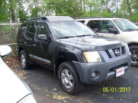 2006 Nissan Xterra for sale at Collector Car Co in Zanesville OH