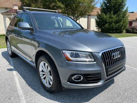 2013 Audi Q5 for sale at CROSSROADS AUTO SALES in West Chester PA