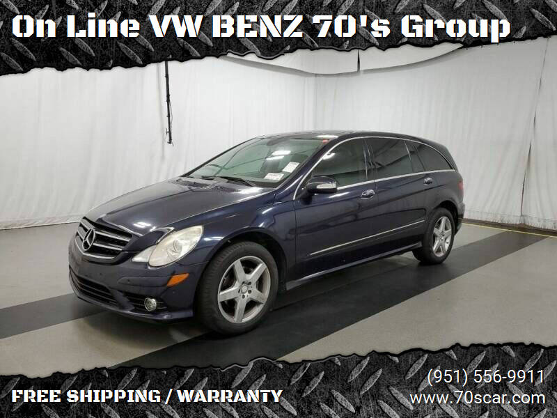 2010 Mercedes-Benz R-Class for sale in Warehouse, CA