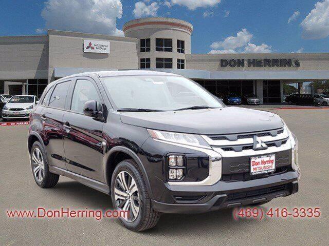 2021 Mitsubishi Outlander Sport for sale at Don Herring Mitsubishi in Plano TX