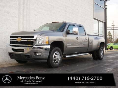 2012 Chevrolet Silverado 3500HD for sale at Mercedes-Benz of North Olmsted in North Olmstead OH