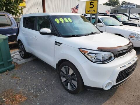 2014 Kia Soul for sale at Horne's Auto Sales in Richland WA