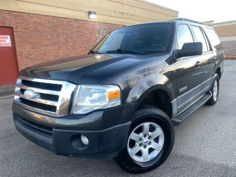 2007 Ford Expedition for sale at Gwinnett Luxury Motors in Buford GA