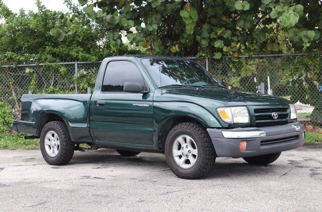 2000 Toyota Tacoma for sale at No 1 Auto Sales in Hollywood FL