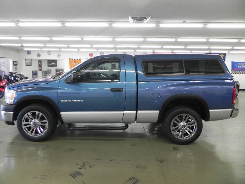 2006 Dodge Ram Pickup 1500 for sale at Car Now in Mount Zion IL