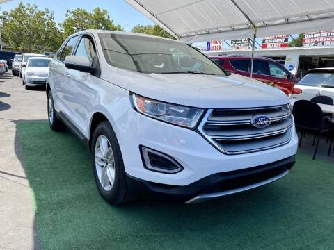 2017 Ford Edge for sale at San Jose Auto Outlet in San Jose CA